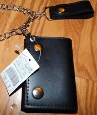 Empyre Black Chain Wallet BNWT