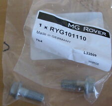 MG Rover F TF MGF MGTF Front Disc Caliper to Guide Pin Bolt Screws RYG101110 New