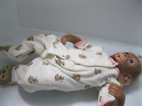 "Ashton Drake Galleries ""Coco"" Poseable Lifelike Baby Monkey Doll  Linda Murray"