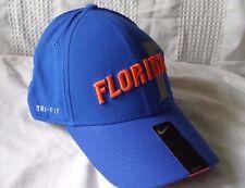 FLORIDA GATORS Nike DRI-FIT M L stretch fitted hat (2.6 oz LIGHTWEIGHT 337ebc47dbc1