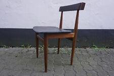 HANS OLSEN chaise activités touristiques Rojle Danemark 60er 70er teck