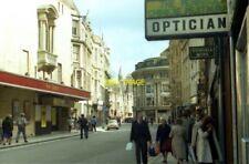 PHOTO  GEORGE STREET IN OXFORD 1981