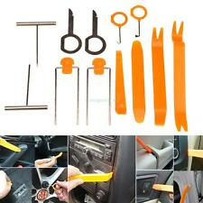 12 pcs Universal Panel Removal Open Pry Tools Kit Car Auto Dash Door Radio Trim(Fits: Ford Focus)