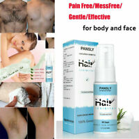 20ml Smooth Body Painless Hair Removal Spray Inhibitor Hair Growth Body Care