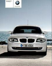 BMW 1er E81 E87 Betriebsanleitung 2010 Bedienungsanleitung Handbuch Bordbuch BA