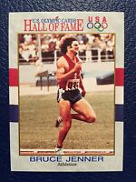 BRUCE JENNER  1991 Impel US Olympic Hall of Fame #33