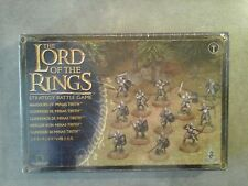 THE LORD OF THE RINGS - WARRIORS OF MINAS TIRITH - GAMES WORKSHOP - 2011 - NEUF