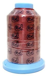 A&E Robison-Anton Embroidery Thread 122 SB Poly, 5500 yard - Garnet HBH #67158