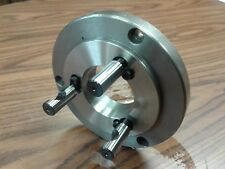 "6"" D1-4, D4 adapter Plate for 6"" self centering  LATHE CHUCKS  #ADP-06-D4-NEW"