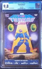 Thanos Quest (1990) #1 2nd Print CGC 9.8