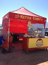 Kettle Corn Equipment Concession with Lemonade - Complete Package!
