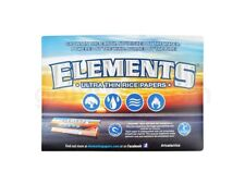 New ELEMENTS PAPERS COUNTER TOP CHANGE MAT Mouse Pad Rolling Surface LARGE 12X16