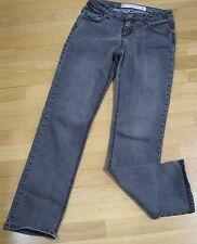 Vigoss Girl's grey straight leg jeans - size 16 years old
