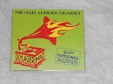 Schlagerhitz von Michael Quartet Lutzeier Filmsongs Jazzified CD Digipack (2008)