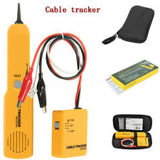 Telephone Line Network Finder Detector Tracker Cable Tester RJ-11/45 Wire