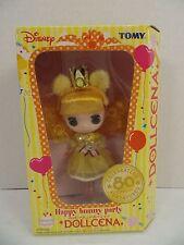 New Tomy Disney's Dollcena Doll - Happy Hunny Party - Special Edition