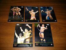 2014 Topps Chrome WWE Spotlight Batista Royal Wrestling Insert Card 2 of 5