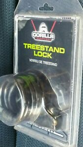 Gorilla Treestand Lock Model 49020