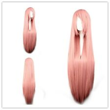 """Cosplay Wig Party Wigs Heat Resistant Synthetic 100cm/39.4"""" for VOCALOID-luka"""