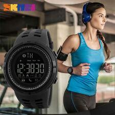SKMEI Men`s Waterproof Pedometer Photography Sport Reminder Digital Smart Watch