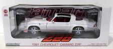 Voitures, camions et fourgons miniatures blancs Greenlight pour Chevrolet
