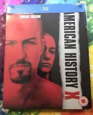 American History X Steelbook Blu-ray New! Very Rare and Oop.