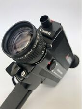 Canon 310XL Super 8 Movie Camera f/1.0 lens - Film Tested. Fully Working read