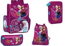 Disney Frozen Schulranzenset Federmappe Schulrucksack Frozen Turnbeutel Frozen
