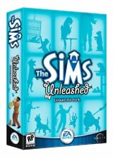 The Sims Unleashed Expansion Pack for PC (2002, CD)