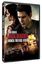 JACK REACHER 2 NUNCA VUELVAS ATRÁS DVD NUEVO ( SIN ABRIR ) TOM CRUISE
