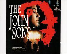CD PATRICK SEYMOUR the John sons - soundtrack EX+  (B0196)