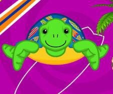 Webkinz Surfin' Turtle ( unused code only ) !CREDIBLE Proven Seller!