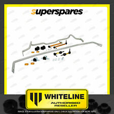 Whiteline F and R Sway Bar - Vehicle Kit BMK012 for Ford Focus LW LZ ST
