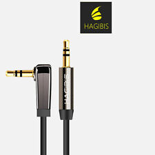 PREMIUM 1.5m HQ Stereo Audio Klinken Kabel 3.5mm Klinken Stecker vergoldet G-245