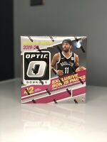2019-20 Panini Optic NBA Mega Box - Zion & Morant Rookie Pink - **SEALED**