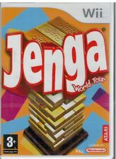 Nintendo Wii PAL version Jenga World Tour