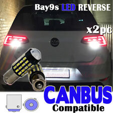 2x Golf MK7 GTD GTI R inversa Canbus Bombillas 54smd SMD BLANCO BRILLANTE LED sin error