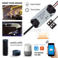 TUYA Wireless WiFi Smart Switch Garagentor-Controller Garagentoröffner Für Alexa