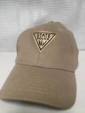 Halloween Hat Kids State Police NV Toppers Costume Accessory