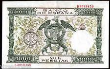 1000 Pesetas 1957 Reyes Catolicos @ Excelente @