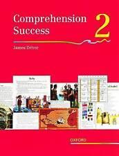 Comprehension Success Level 2. Pupils' Book 2, Paperback; Driver, James.