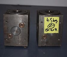 TANDLER HW00-111 1+2,5, 33320 2.5:1 RATIO GEAR DRIVE GEARBOX WORMDRIVE