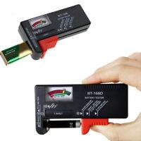 Useful BT-168 Universal  AA AAA C D 9V Button Cell Battery Volt Tester Checker