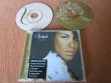New ListingAaliyah I Care 4 U Promo Label Blackground Records 5108603000 Cd Album + Dvd