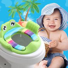 Riduttore Sedile WC Per Bambini Allenatore Vasino Sedile Water Con Braccio Hot