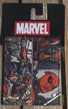 Marvel Comics Deadpool Cloth Wallet NEW NOS Tags Billfold