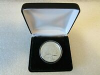 1 ozt. LIBERTY BUFFALO .999 Fine Silver Reverse Proof Round - encapsulated