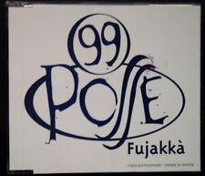 99 Posse – Fujakkà Cd Promo Novenove – N0N0010 CDs NM 1997