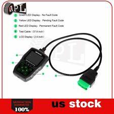 8-18V Battery Car Scanner Detection Code Reader OBD2 OBDII EOBD Tool AH4100