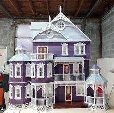 Ashley Gothic Victorian Generation 2 Dollhouse 1:12 scale kit